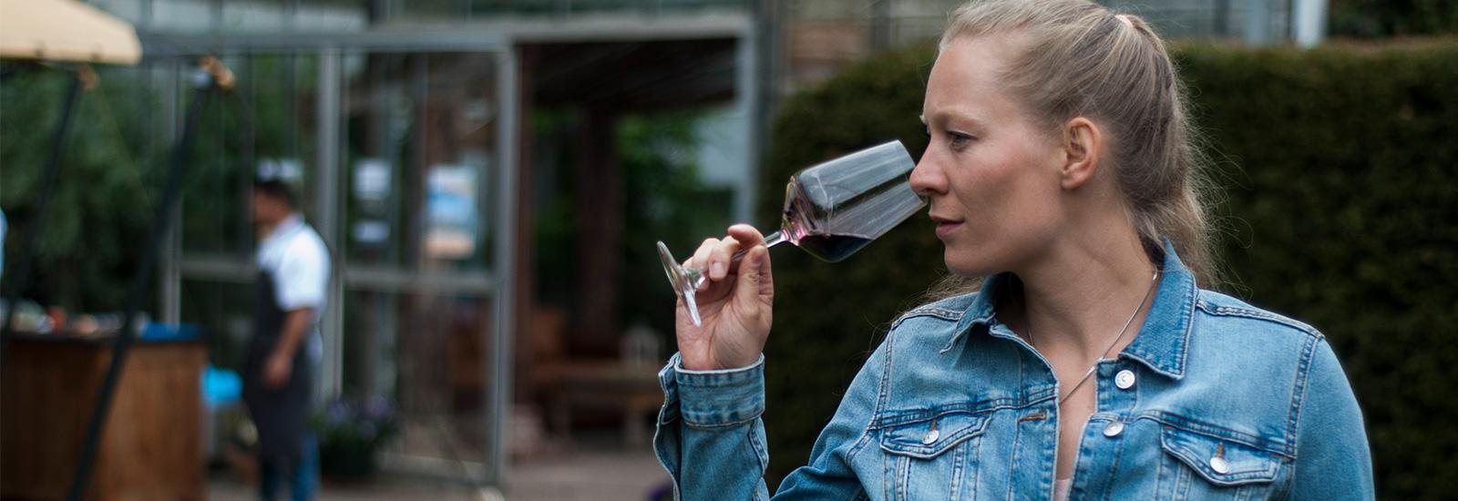 De wijnbeschrijving