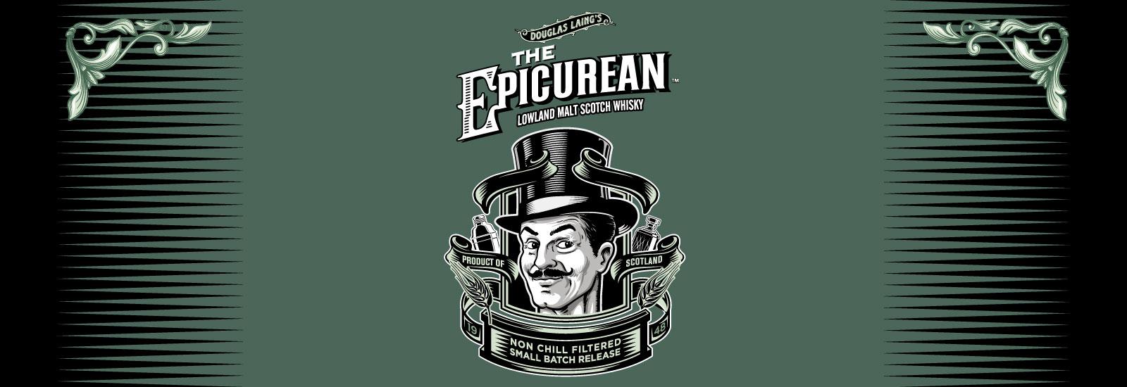 The Epicurean Lowland Malt Whisky
