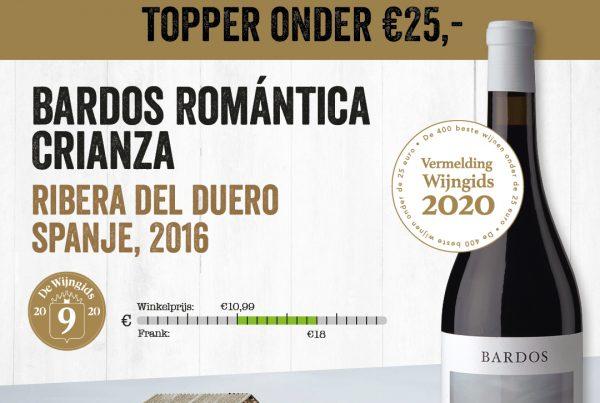 FBpost wijngids 2020 bardos romantica