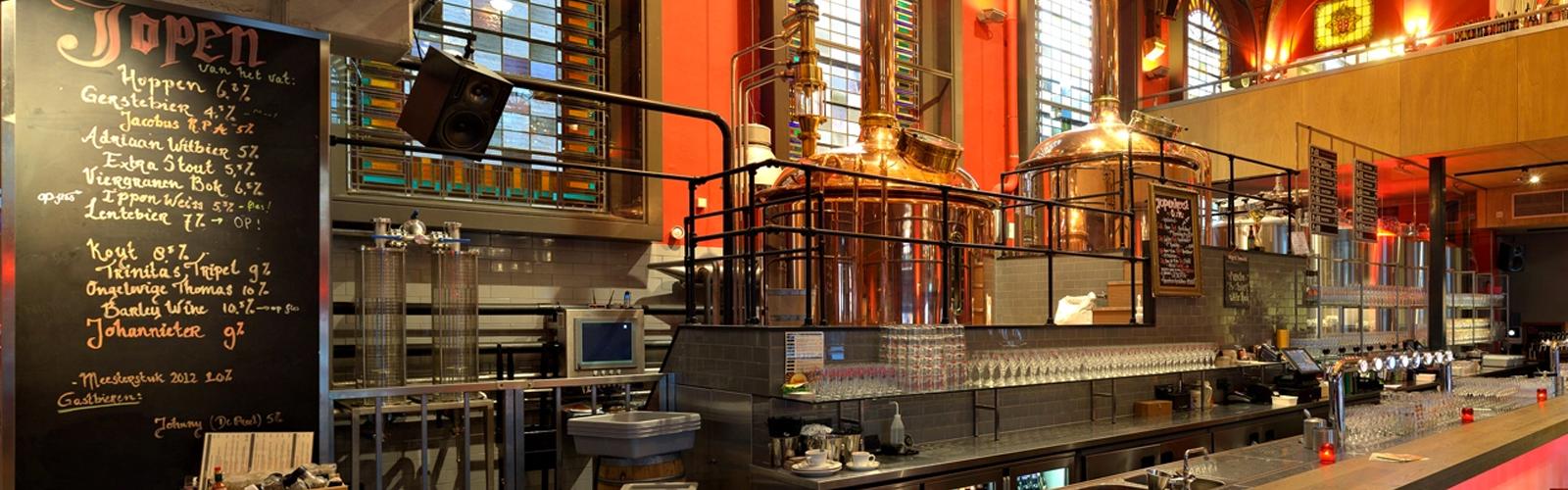 Jopen brouwerij uit Haarlem