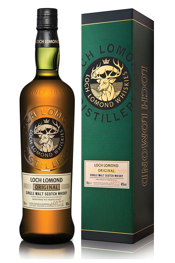 Loch Lomond Original Single Malt Whisky 600x900