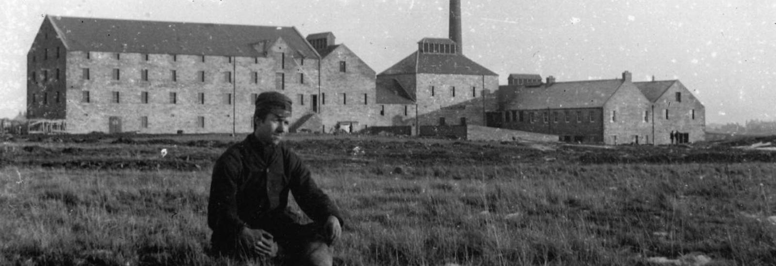 "Lost Distilleries ""Lost but not forgotten"""