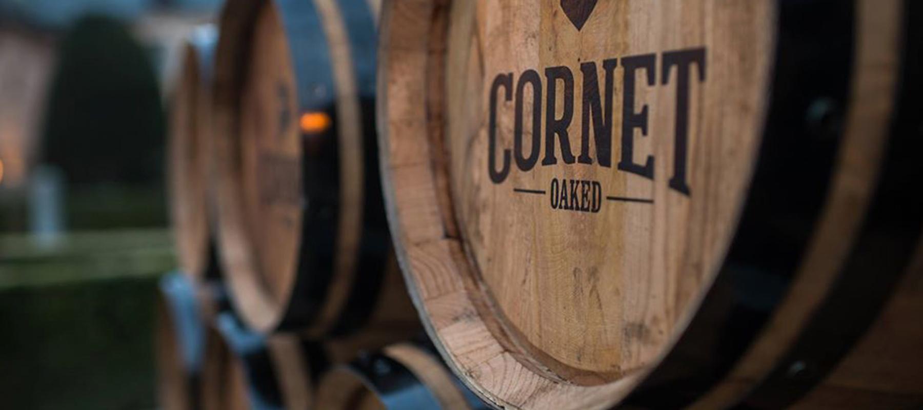 Bier van de maand februari 2020: Cornet Oaked