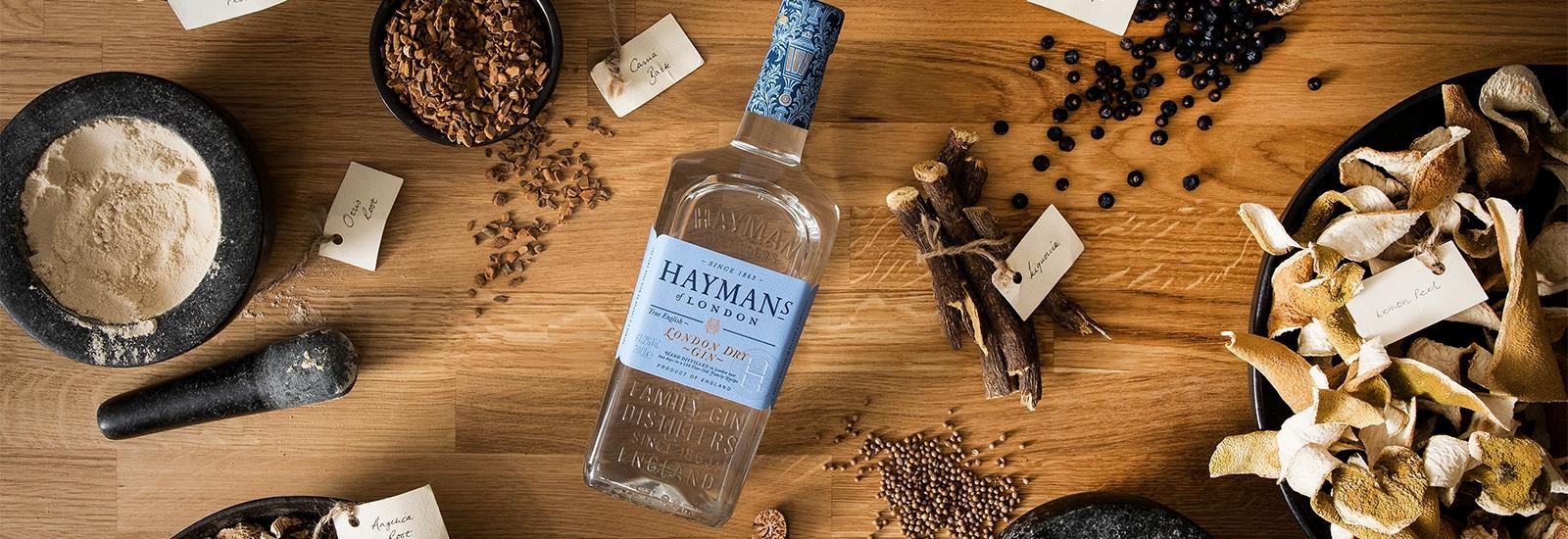 Hayman's Gin – klassieke en frisse gin